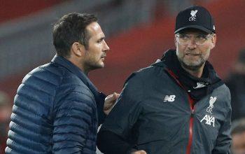 Frank Lampard Tertawakan Kejulidan Jurgen Klopp Soal Transfer Jor-Joran Chelsea