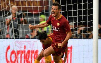 Resmi Alessandro Florenzi Tinggalkan AS Roma Menuju PSG