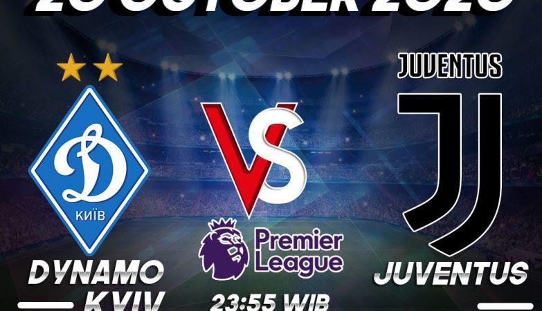 Prediksi Dynamo Vs Juventus 20 Oktober 2020