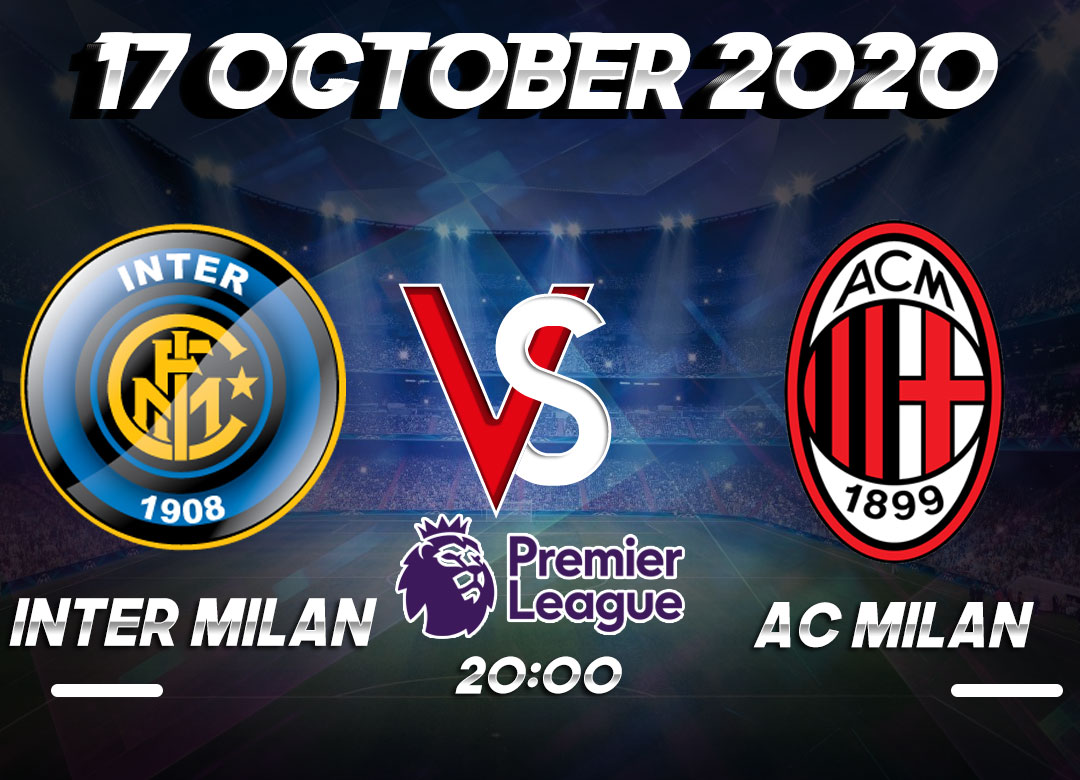 Prediksi InterMilan vs Milan 17 October 2020