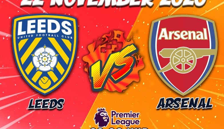 Prediksi Leeds Vs Arsenal 22 November 2020