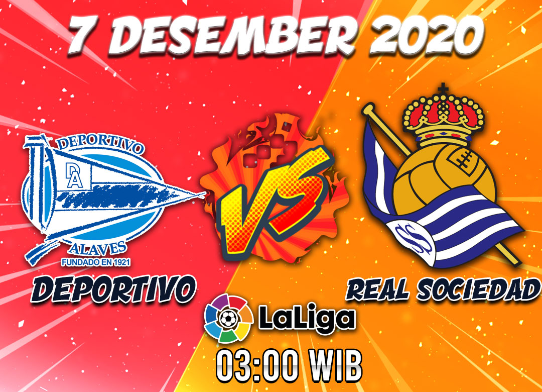 Prediksi Deportivo vs Sociedad 7 Desember 2020