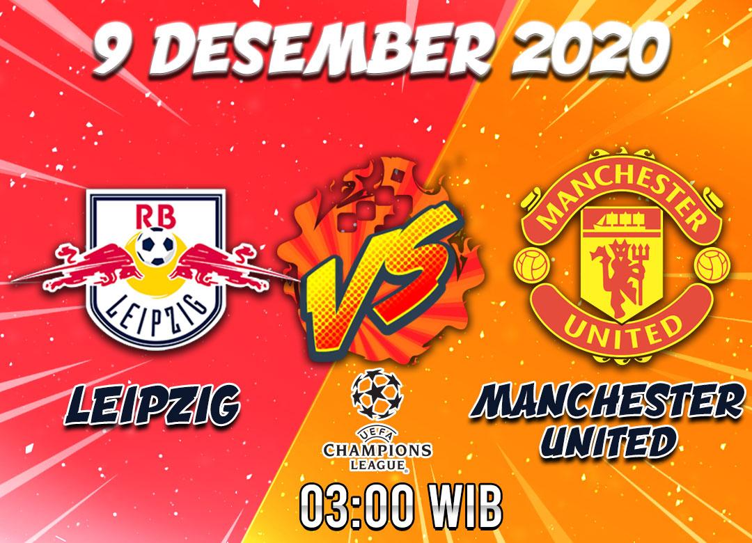 Prediksi Leipzig vs Manchester United 9 Desember 2020