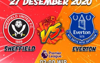 Prediksi Sheffield VS Everton 27 Desember 2020