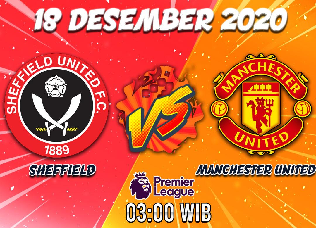 Prediksi Sheffield vs Manchester United 18 Desember 2020